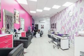 Nails Section Available to Rent - Shepherds Bush