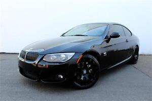2011 BMW 335i xDRIVE   M SPORT PACKAGE   RED LEATHER  CERTIFIED 