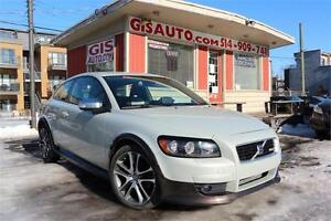 2010 Volvo C30 T5 R-DESIGN NAVIGATION BLISS