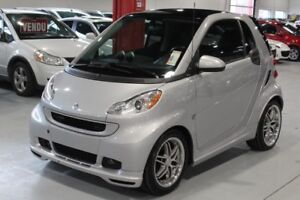 Smart fortwo BRABUS 2D Coupe 2011