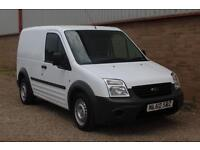 2010 60 Reg Ford Transit Connect 1.8TDCi ( 110PS ) T200 SWB White £4490