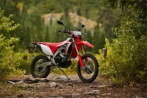 2019 Honda CRF450L - in stock - Great financing available