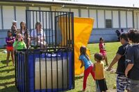 Dunk Tank Rental available for all your fun events