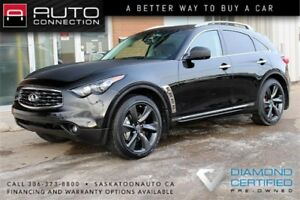 2010 Infiniti FX50S AWD ** DELUXE TOURING, TECH & SPORT PACKAGES
