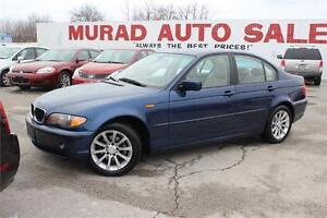 2005 BMW 3 Series 320i !!! 116,000 KMS !!! AUTOMATIC !!!