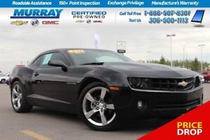 2011 Chevrolet Camaro *AIR CONDITIONING,MANUAL TRANSMISSION*