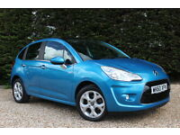 CITROEN C3 HDI EXCLUSIVE (blue) 2010