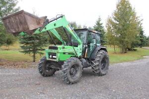Deutz 6265 FWA Tractor / Loader