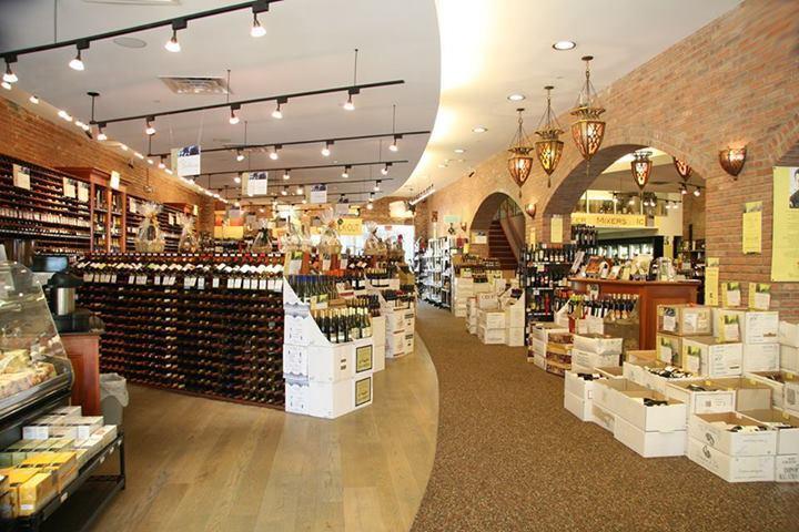 The Wine List of Summit