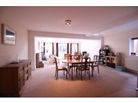 Extremely large 2 bed 2 bath duplex apartment in Streatham with private garden.