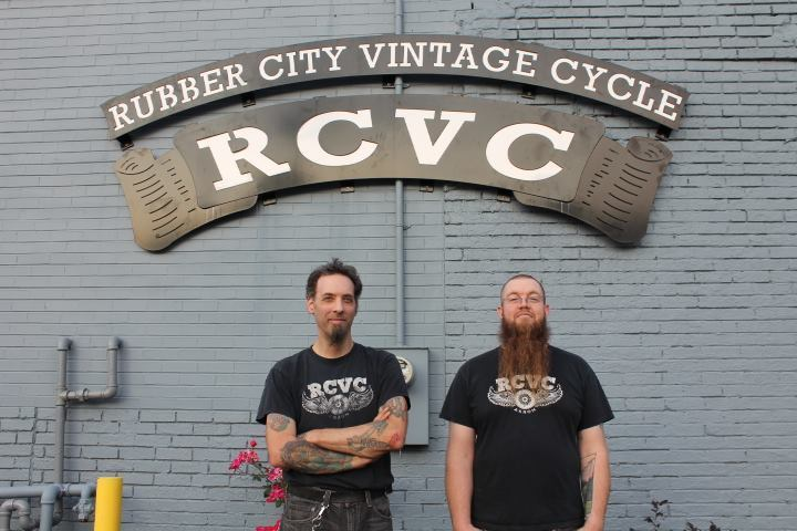 Rubber City Vintage Cycle