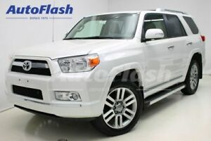 2013 Toyota 4Runner Limited *Extra Clean! *Cuir/Leather *GPS/Cam