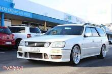 1999 Nissan Stagea RS Four-S Wagon - C34 series 2 - modified Adelaide CBD Adelaide City Preview
