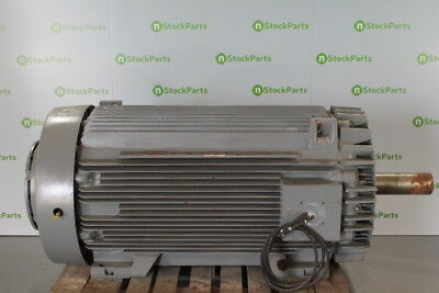 300HP 1200RPM - GENERAL ELECTRIC 5KS511SN3664 USNT - 300 HP MEDIUM VOLTAGE MOTOR