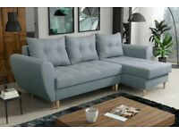 Corner Sofa Beds with Storage / Quick Delivery