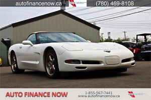 2002 Chevrolet Corvette Convertible IMMACULATE INSPECTED