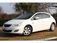 2011 / 61 Vauxhall Astra 1.3CDTi 16v ( 95ps ) ecoFLEX ( s/s ) Exclusiv 5 Door