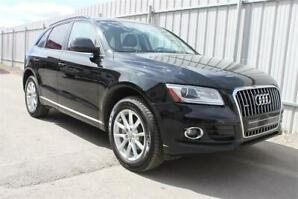 2013 Audi Q5 2.0 Turbo Mint Condition Only $18900  Financing