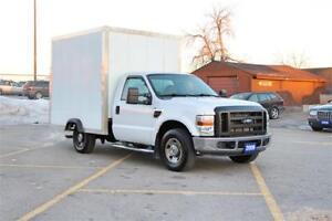 2009 Ford F-250 GAS 8FT Box 6ft Heigt|OPEN SUNDAY 10-6