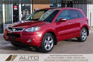 2007 Acura RDX ** TECH PKG ** AWD ** NAV ** REV CAM ** BLUETOOTH