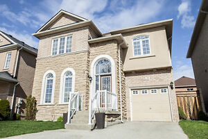 Beautiful  3+1 Bedroom Detached Vaughan House For Sale