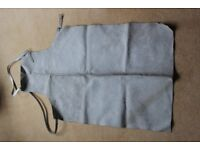Chrome leather apron 1.5mm thick