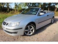 Saab 9-3 1.8t 2006MY Vector CONVERTIBLE Car