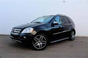 2009 MERCEDES ML320 CDI 4MATIC | CERTIFIED | NAV | DIESEL | AWD