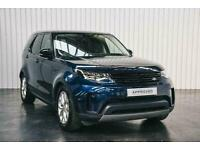 2018 Land Rover DISCOVERY DIESEL 2.0 SD4 SE Commercial Auto SUV Diesel Automatic