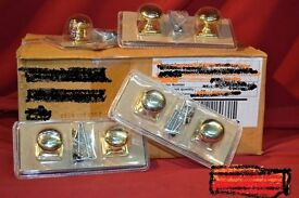 30mm Brass Knobs