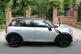 64 PLATE MINI COUNTRYMAN COOPER D AUTO DIESEL 1 OWN 31,814 MILES PAN ROOF