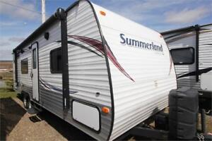 2015 Summerland 2600TB - With Bunks
