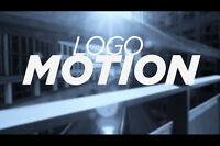 ★ YOUR LOGO needs to be animated!