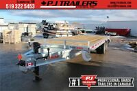 K-Trail 20' Tag Along Galvanized Trailer London Ontario Preview