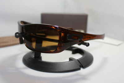 New Oakley Antix Sunglasses Polished Rootbeer/Bronze 30-892 for sale  Flower Mound