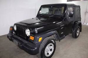 2001 Jeep Wrangler Convertible Brassall Ipswich City Preview