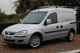 Vauxhall Combo 1.3CDTi 16v 1700 SE Side Loading Door Manual Diesel 92000 Miles