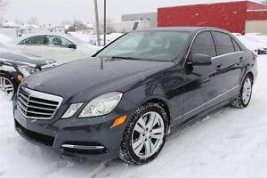 2013 MERCEDES E300 4MATIC, 50.672 KM, GARANTIE, CLEAN CARPROOF