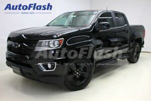 2016 Chevrolet Colorado LT Z-71 MIdnight-Edition *Cuir/Leather*