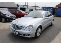 LHD 2007 Mercedes–Benz E220 EVO CDI Manual 4 Door UK REGISTERED