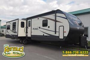 New 2017 Palomino Puma 31 RLQS Travel Trailer