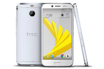 HTC ‑ Bolt 4G LTE with 32GB Memory Cell Phone ‑ Silver (Sprint) 9/10