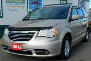 2012 Chrysler Town & Country Touring  WE FINANCE