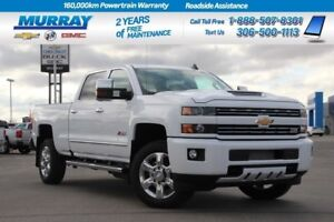 2019 Chevrolet SILVERADO 2500HD LTZ*REMOTE START,SUNROOF,BEDLINE