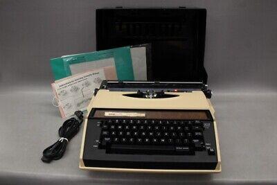 Brother Correct-O-Riter Electric Typewriter 1982