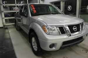 Nissan FrontIER, 4 roues motrices, SV 2017