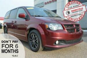 2017 Dodge Grand Caravan GT- ONLY 52,000 KMS, LEATHER