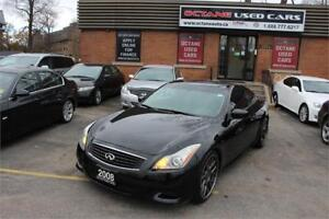 2008 INFINITI G37s Coupe Sport 6MT