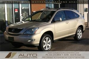 2004 Lexus RX330 ** AWD ** LEATHER ** MOONROOF ** DVD **