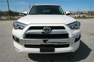 2016 toyota 4runner LIMITED,only 10020km,Navi,camera,leather,roo